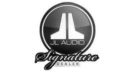JL Audio Signature Dealer Logo