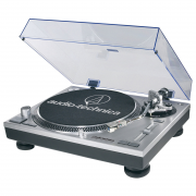 Audio Technica AT-LP120 USB Professional Turntable - Silver