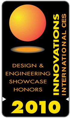 Design and engineering showcase honors in 2010