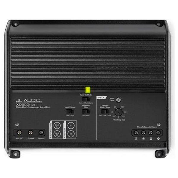 JL Audio XD600/1v2