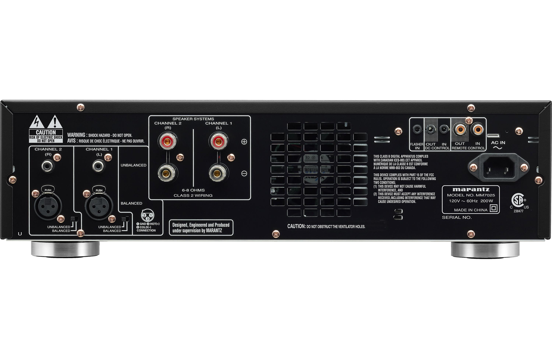 Marantz Mm7025 2 Ch Power Amplifier