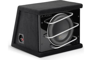 """JL Audio CLS110RG-W7AE #93270 - ProWedge Enclosure with one 10"""" W7AE subwoofer"""