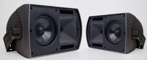 KLIPSCH aw-650-blackPAIR