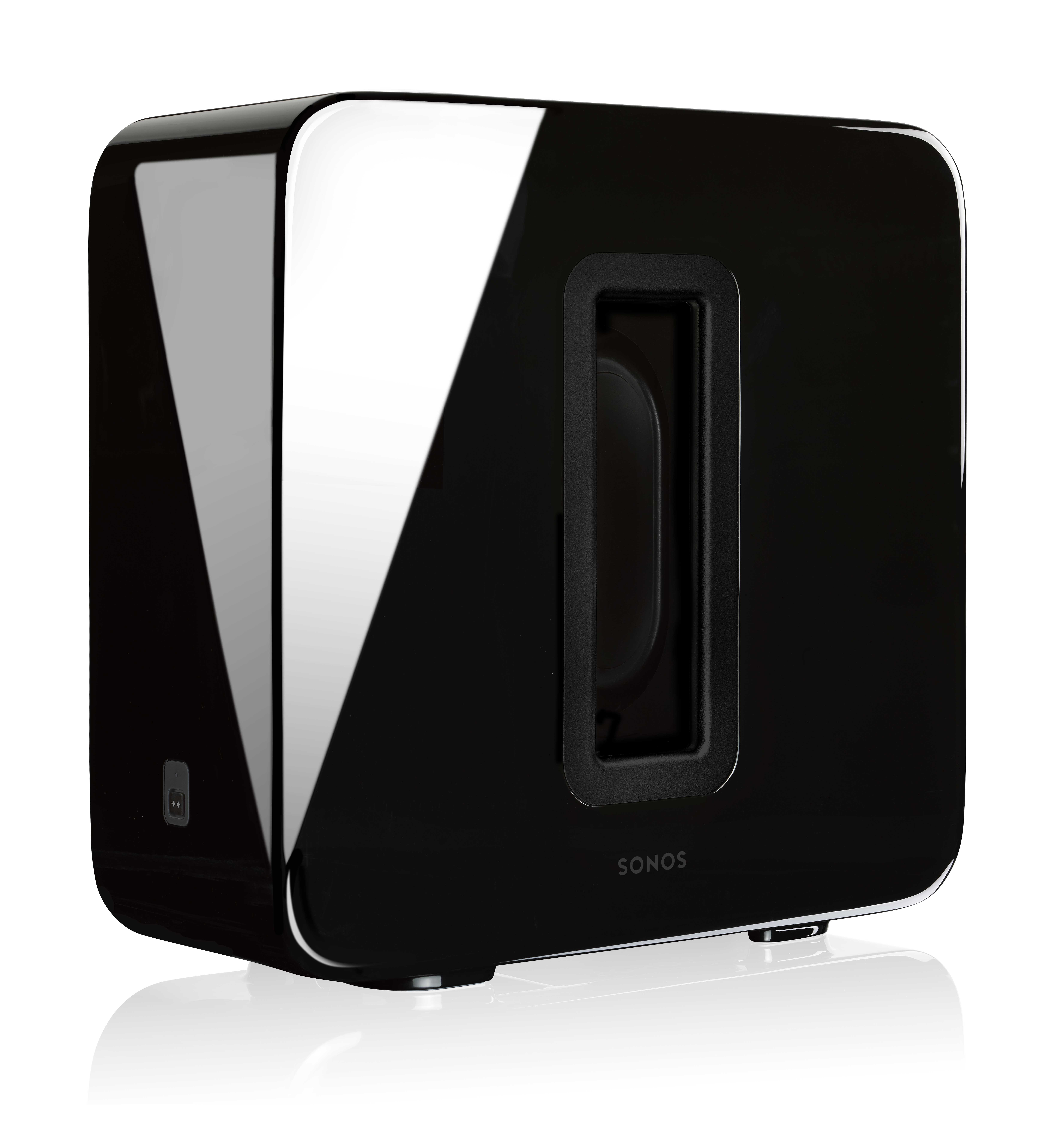 Sonos Sub Amplified Wireless Subwoofer Gloss Black
