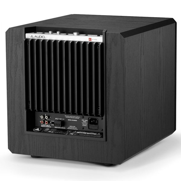 JL Audio e110-ash