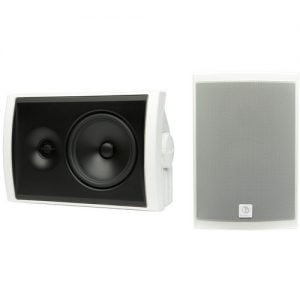 "Boston Acoustics VOYA60W White 2-Way 6 1/2"" High Performance Outdoor loudspeakers - Pair"