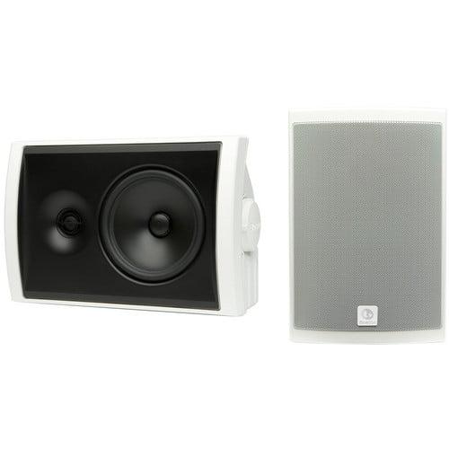"Boston Acoustics VOYA60W White 2-Way 6 1/2"" High Performance Outdoor loudspeakers - Pair"