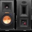 klipsch 150m. klipsch reference premiere rp-150m bookshelf speakers ebony front 150m