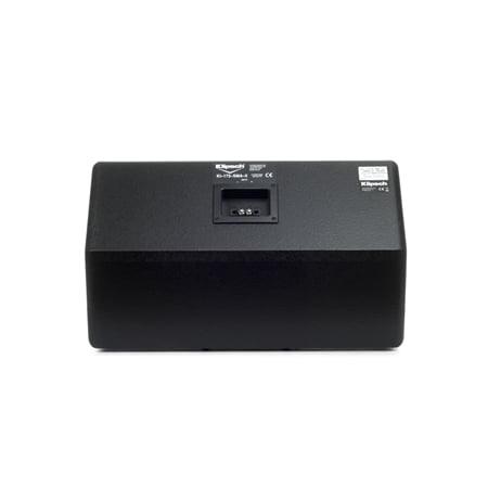 "Klipsch KI-172-MA II Black Commercial Monitor 8"" 65 or 45 degree angle Loudspeaker"