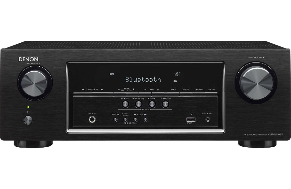 Home Theater Recievers Amazon Com Denon Avr 1709 7 1