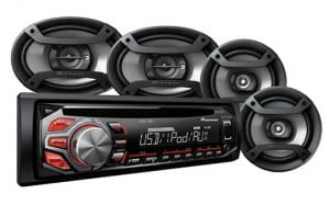 Car Audio Electronics