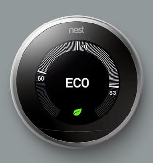 Nest Thermostat 3rd gen Smart Learning Thermostat - 3007EF