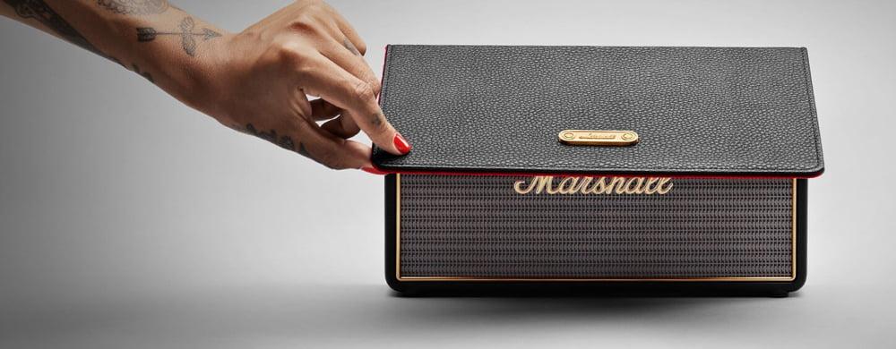Marshall Stockwell Portable Bluetooth Speaker with Multi ...