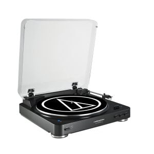 Audio Technica AT-LP60BK-BT