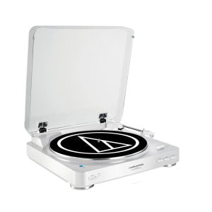 Audio Technica AT-LP60WH-BT