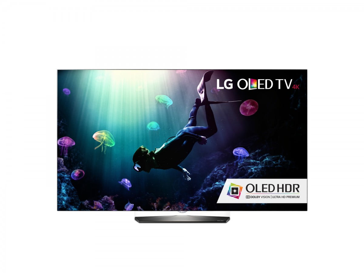 lg 55b6p 55 4k uhd smart oled tv w webos 3 0 gibbys. Black Bedroom Furniture Sets. Home Design Ideas