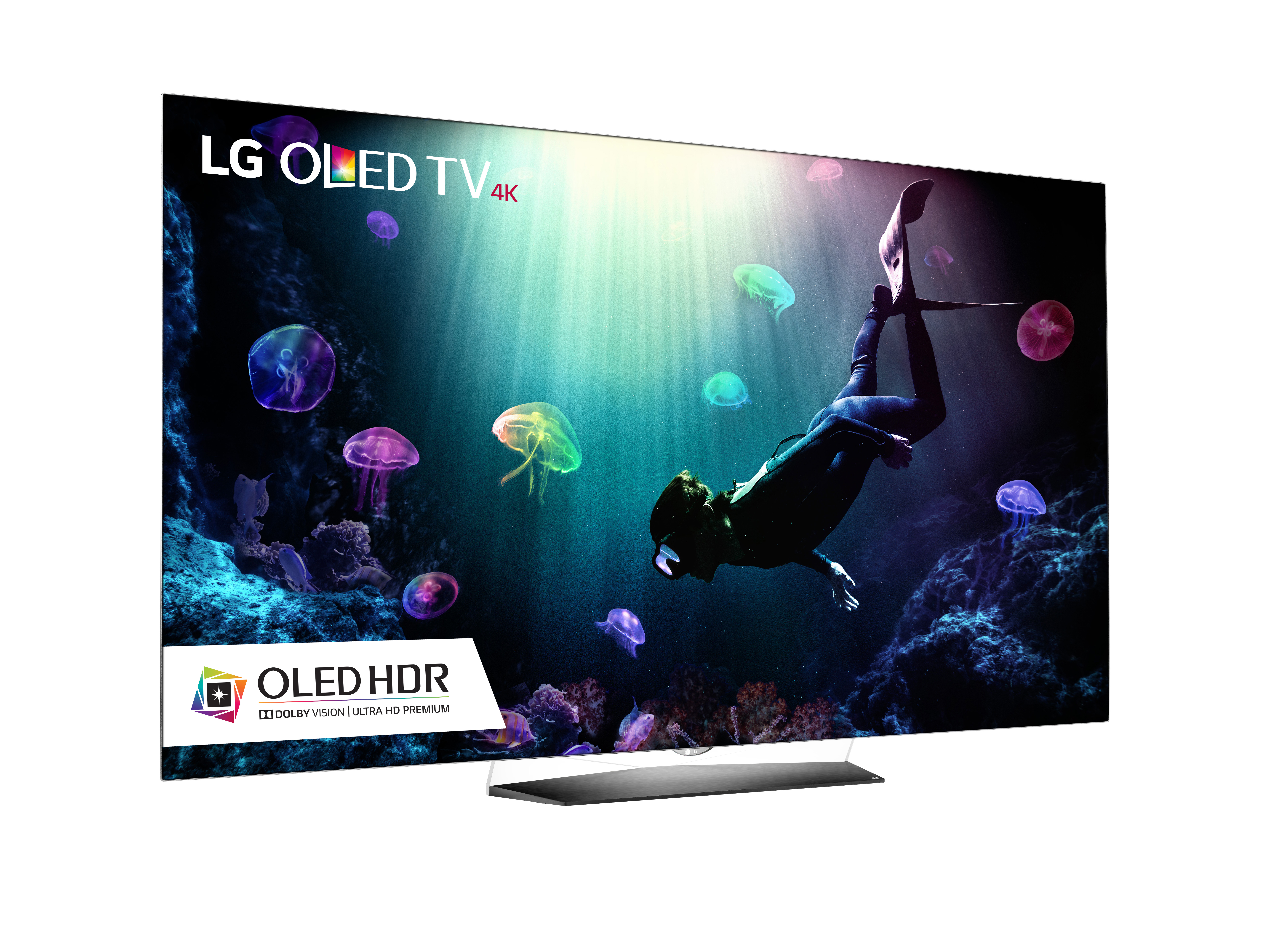 lg 55b6p 55 4k uhd smart oled tv w webos 3 0 gibbys electronic supermarket. Black Bedroom Furniture Sets. Home Design Ideas