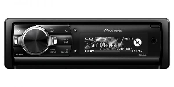 Pioneer DEH-80PRS - front