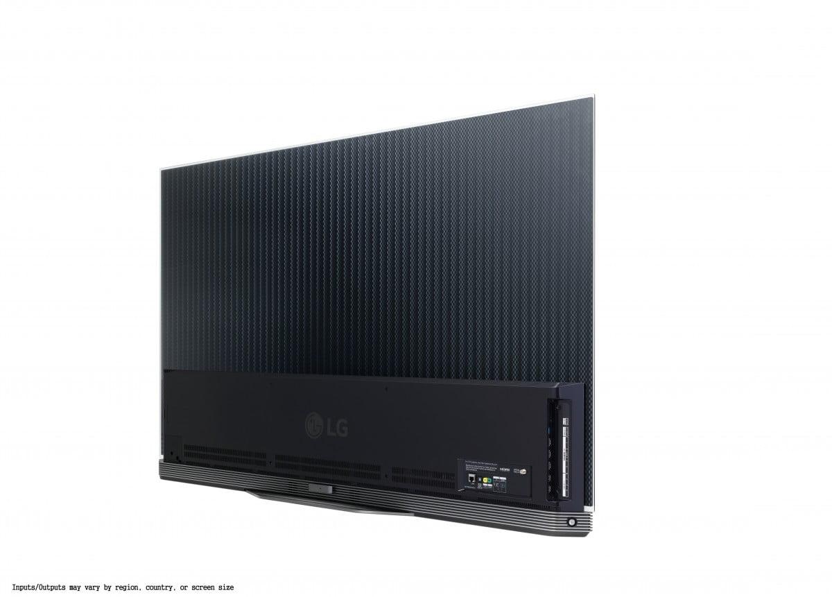 lg 65e6p 65 4k uhd smart oled tv w webos 3 0 gibbys. Black Bedroom Furniture Sets. Home Design Ideas