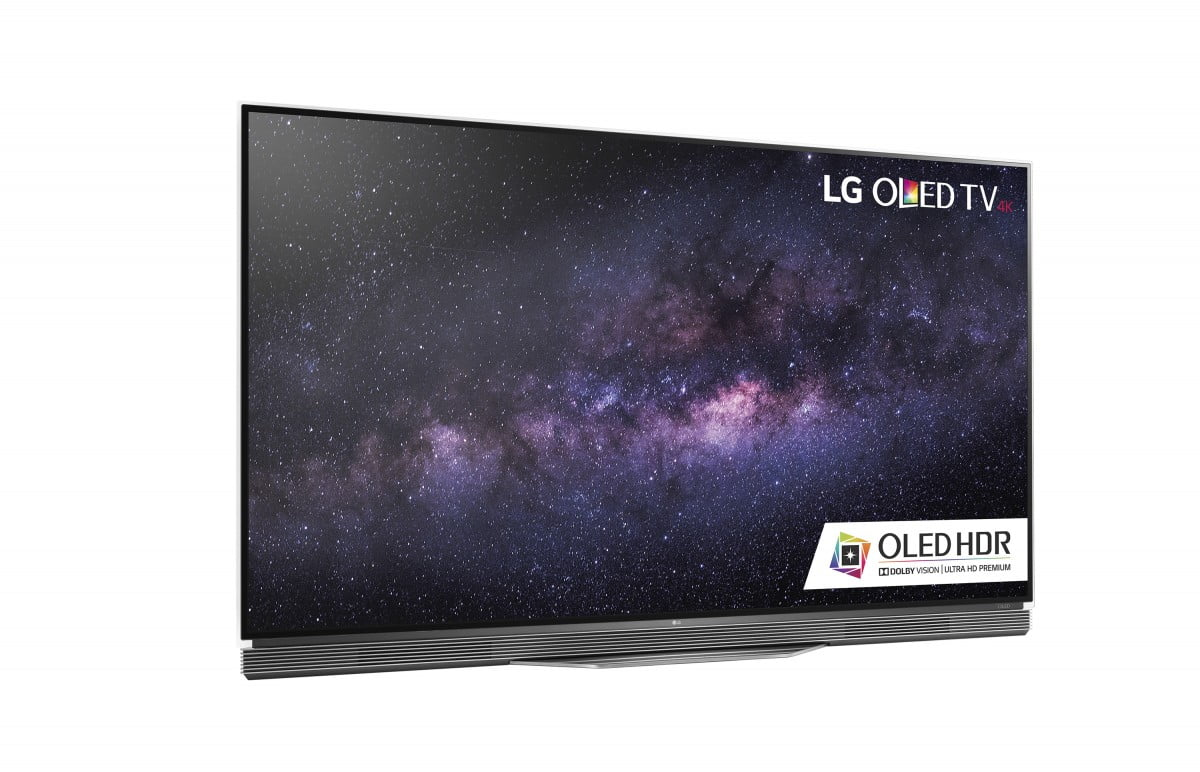 lg 65e6p 65 4k uhd smart oled tv w webos 3 0 gibbys. Black Bedroom Furniture Sets. Home Design Ideas