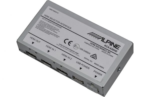 Alpine KCX-630HD