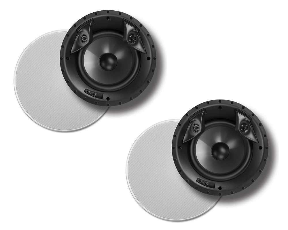 Polk audio rc80i vs monoprice