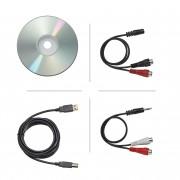 Audio-Technica AT-LP60-USB accessories