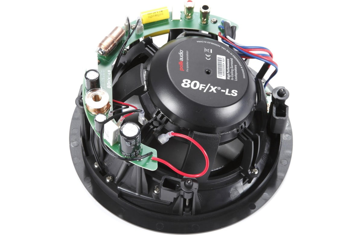 Polk Audio Vs 80f X Ls 8 High Performance In Ceiling