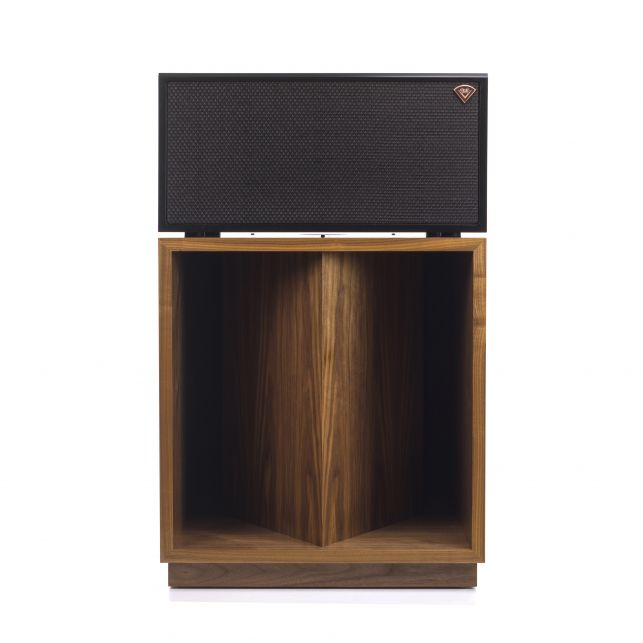 klipsch la scala ii floorstanding speaker walnut each. Black Bedroom Furniture Sets. Home Design Ideas