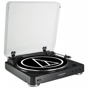 Audio-Technica AT-LP60-USB Black