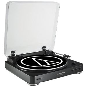 Audio-Technica AT-LP60-USB Black