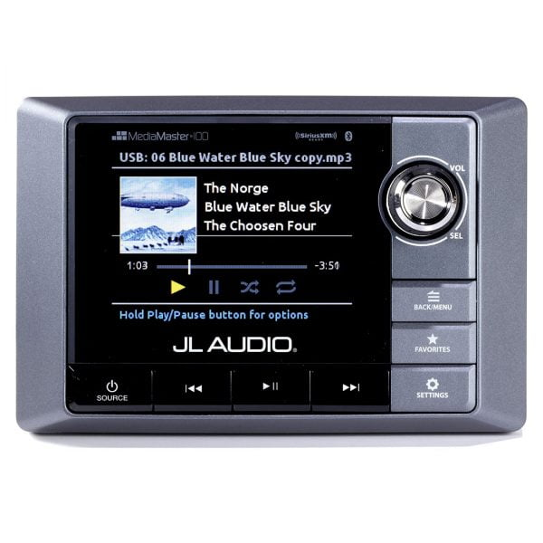 JL Audio MediaMaster MM100S