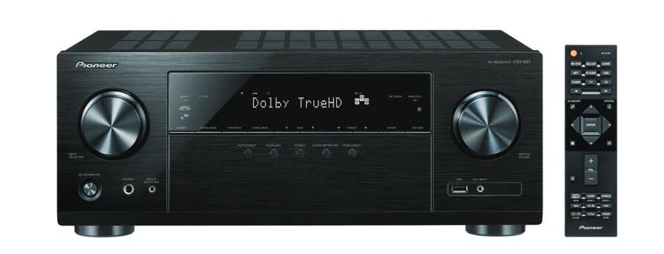 definitive technology in wall speakers. pioneer vsx-831 definitive technology in wall speakers