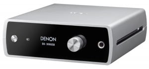 Denon DA-300USB High Resolution Audio DAC Headphone Amplifier front 2