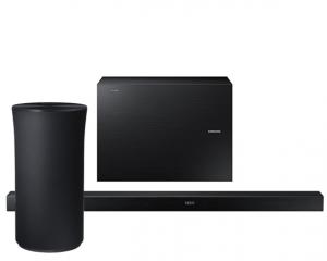 Samsung HW-K650 Soundbar and Radiant 360 R1Bluetooth Wireless Speaker
