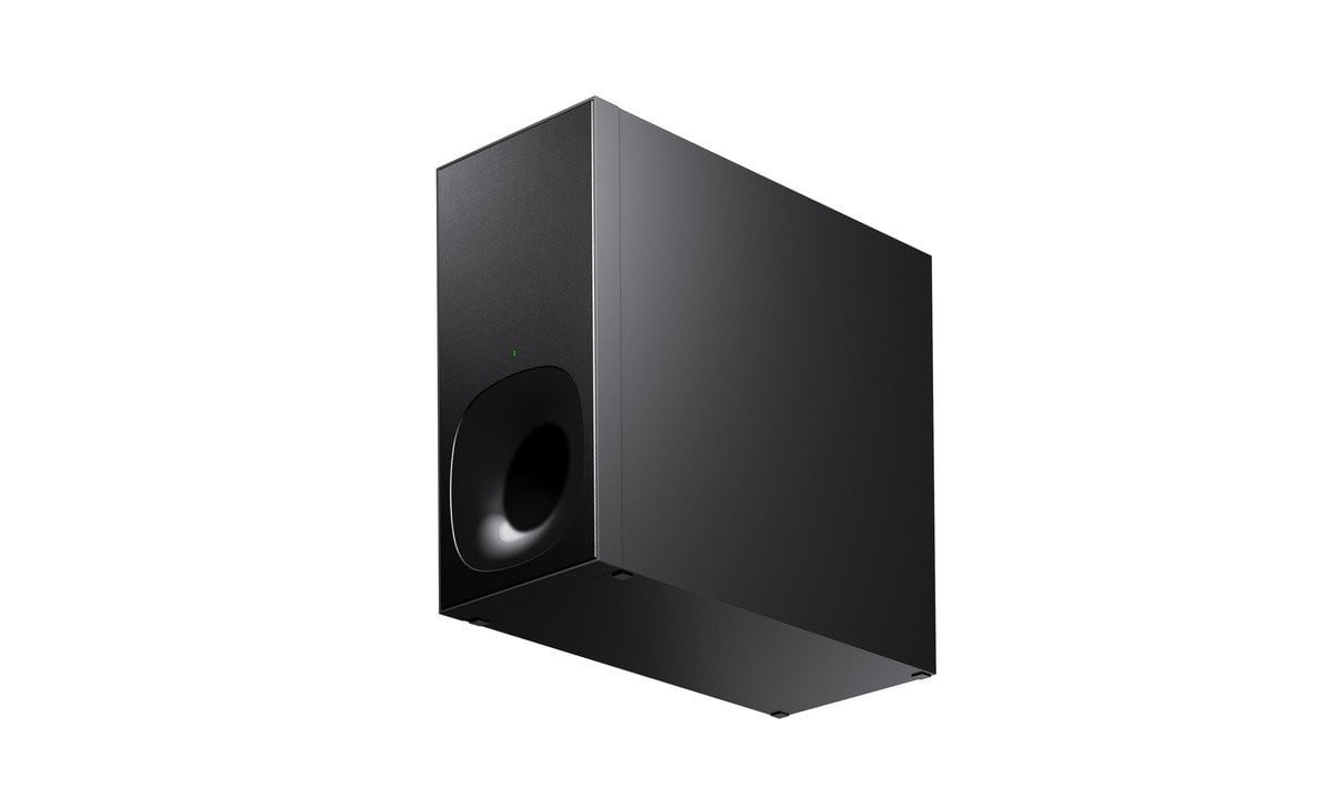 Sony ht rt5 5 1 550w home cinema soundbar system with wi fi and bluetooth ope - Home cinema bluetooth ...