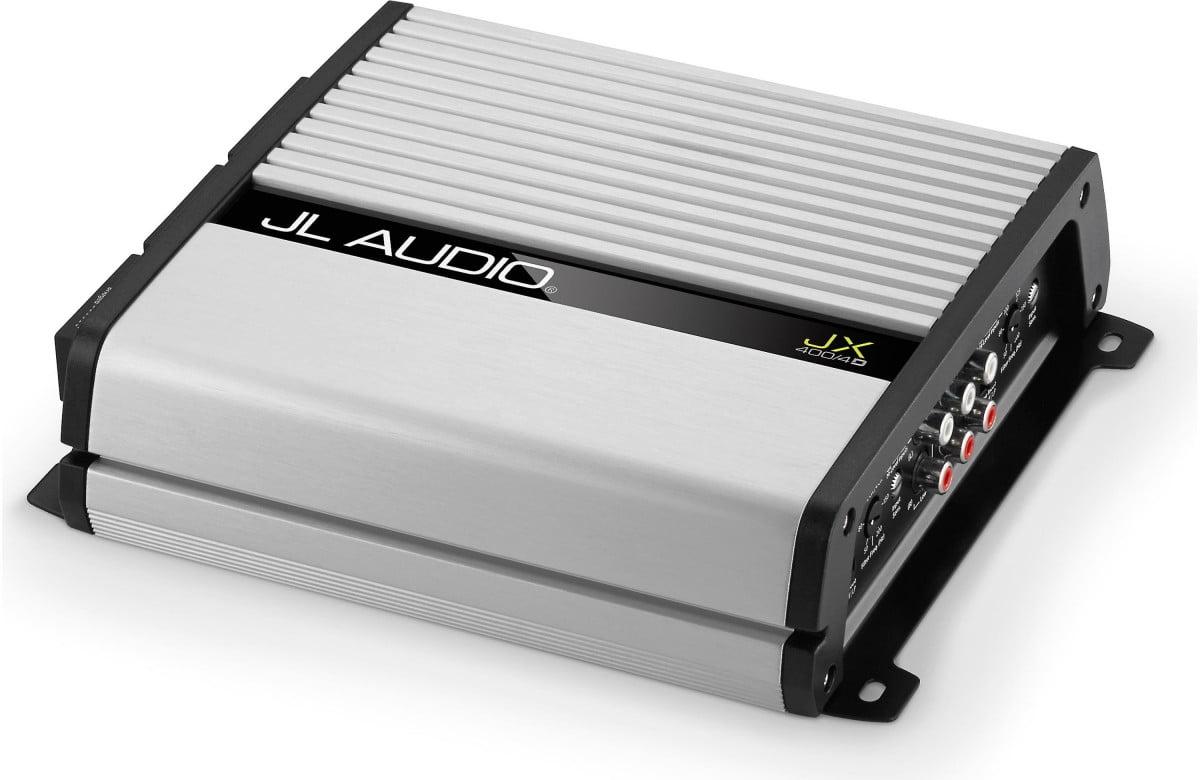 Jl Audio Jx 400 4d 4 Channel Car Amplifier 99401