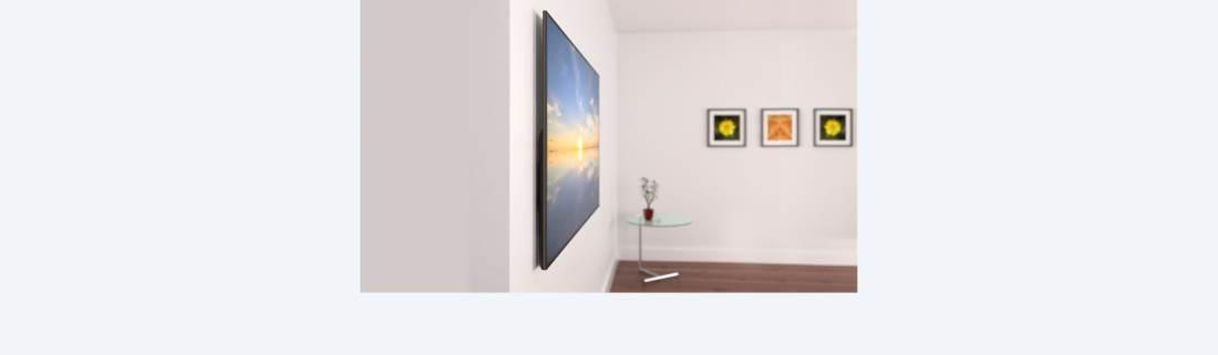 Sony Su Wl810 Wall Mount Bracket For Select Sony Tvs