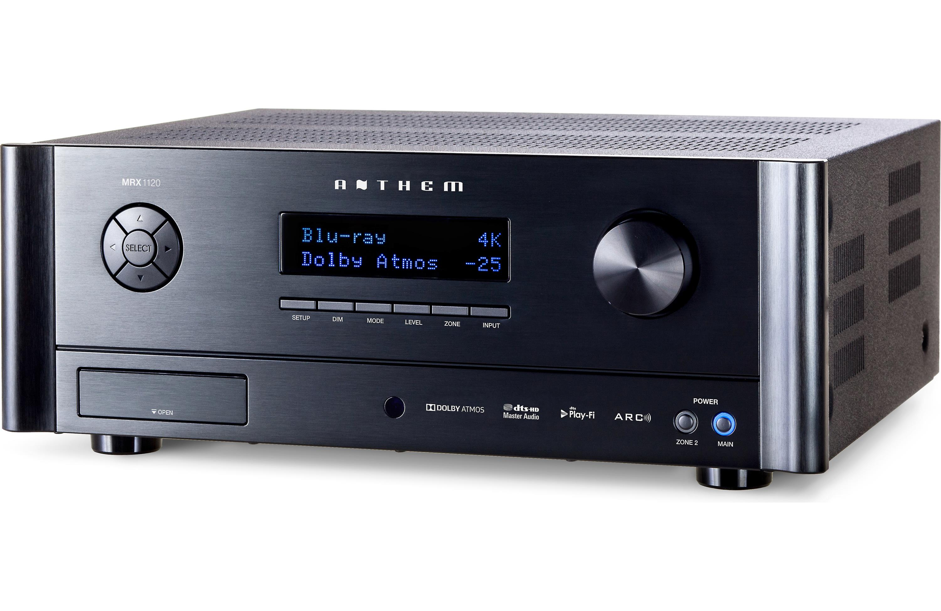 Anthem Mrx 1120 11 2 Channel Home Theater Receiver W