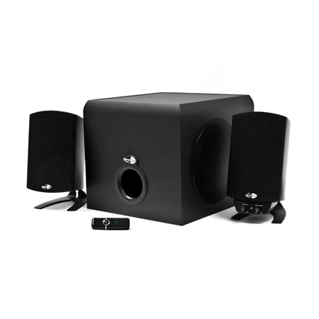 klipsch promedia 2 1 bluetooth speaker package. Black Bedroom Furniture Sets. Home Design Ideas