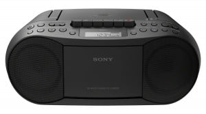 Sony CFD-S70BLK