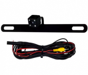 iBEAM Te-bpcir Behind License Plate Camera