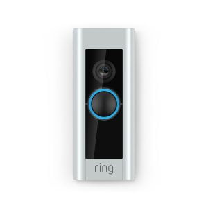 Ring Wi-Fi Video Doorbell Pro – Bilingual