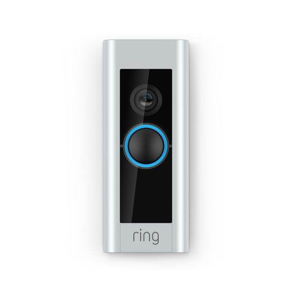 Ring Wi-Fi Video Doorbell Pro – Bilingual