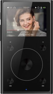 FiiO X1-II 2nd Gen Portable High Resolution Lossless Music Player - Black
