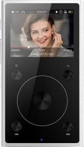 FiiO X1-II 2nd Gen Portable High Resolution Lossless Music Player - Silver