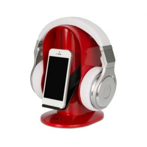 Heads Up 1031 Red Headphone Stand