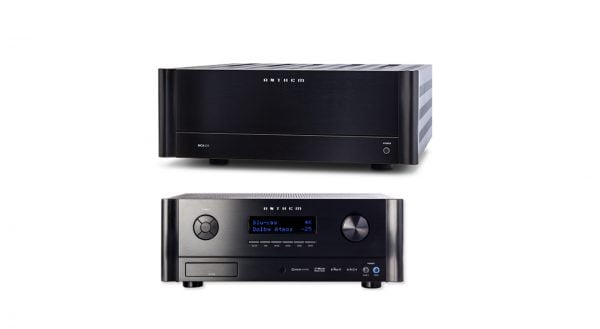 Anthem AVM 60 + MCA 525