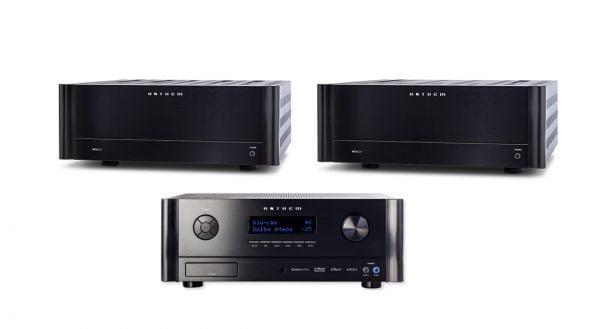 Anthem AVM 60 + MCA 525 + MCA 225