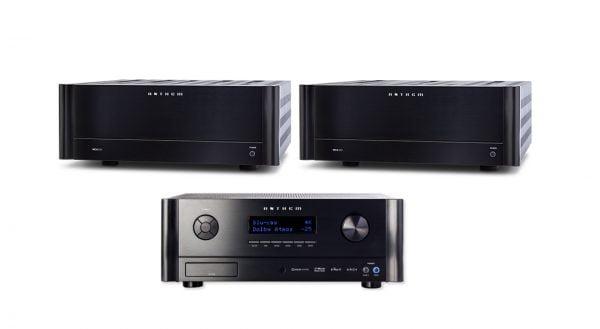 Anthem AVM 60 + MCA 525 + MCA 325